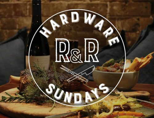 Hardware's Roast + Red