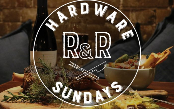 Hardware Roast + Red